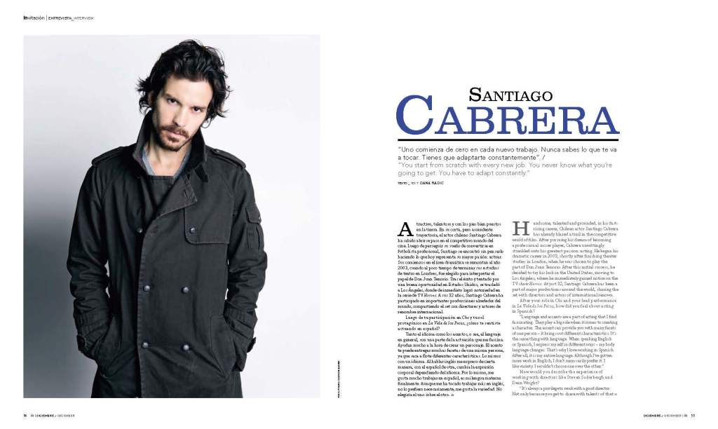 01 Santiago Cabrera - In Dec 2010