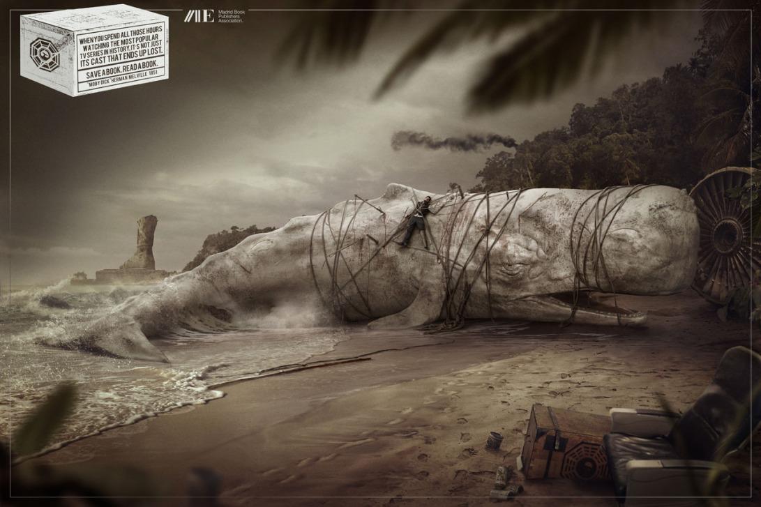 Moby-Dick - Grey Spain 2013