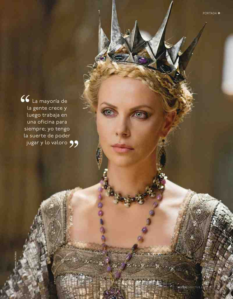 06 Charlize Theron - Access Magazine - Jun 2012