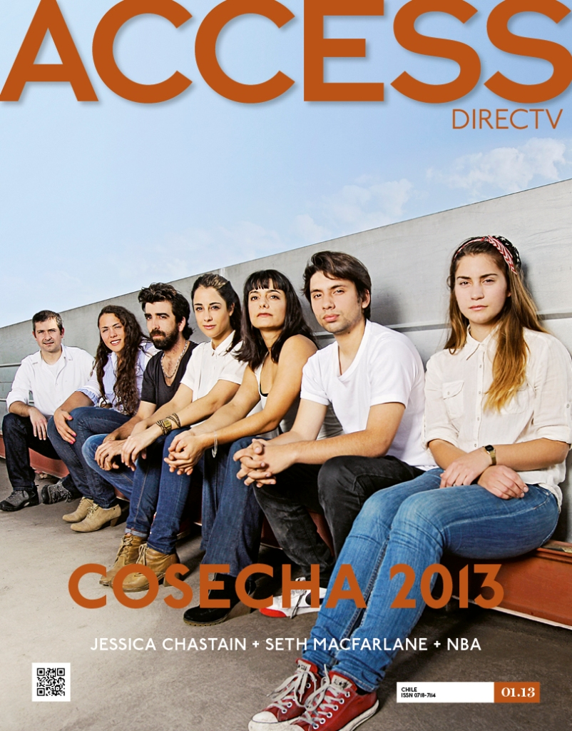 Access Magazine (DirecTV) - Jan 2013