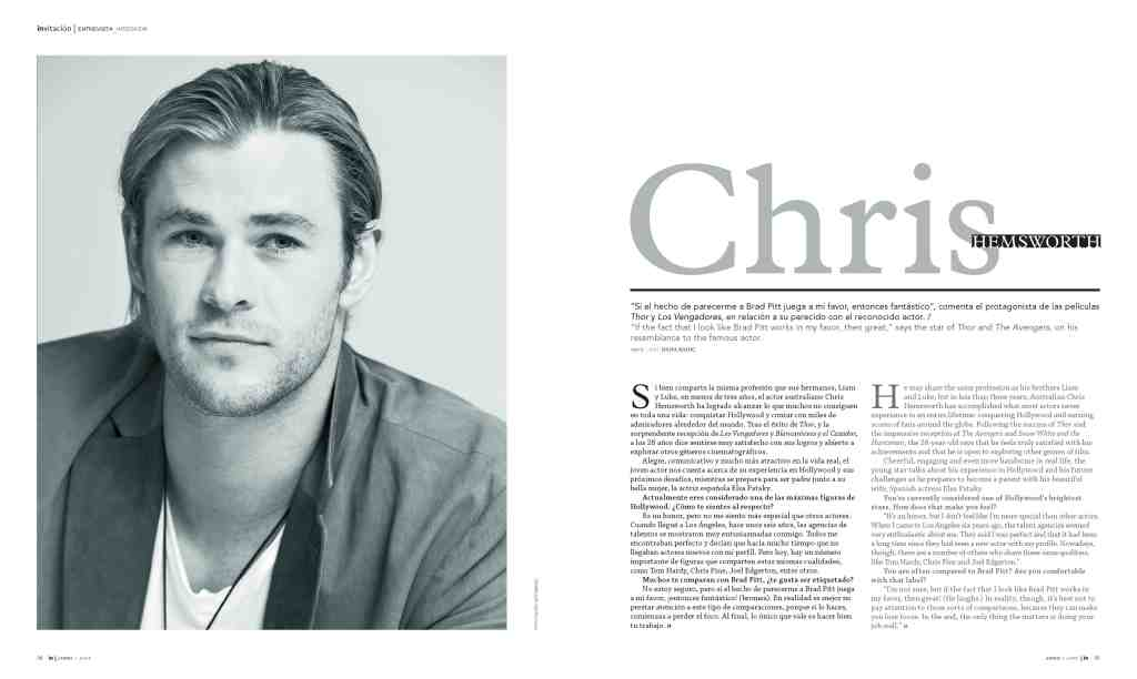 01 Chris Hemsworth - In Jun 2012