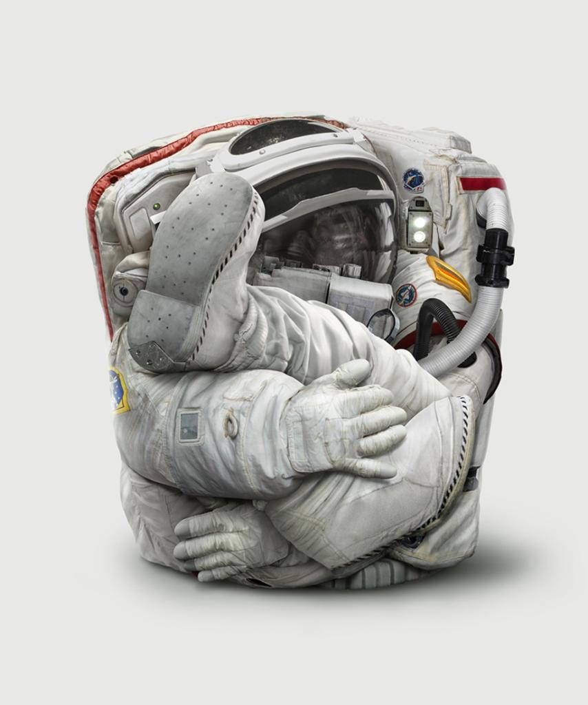 Play-Doh - Astronauta : DDB Chile - April 2015