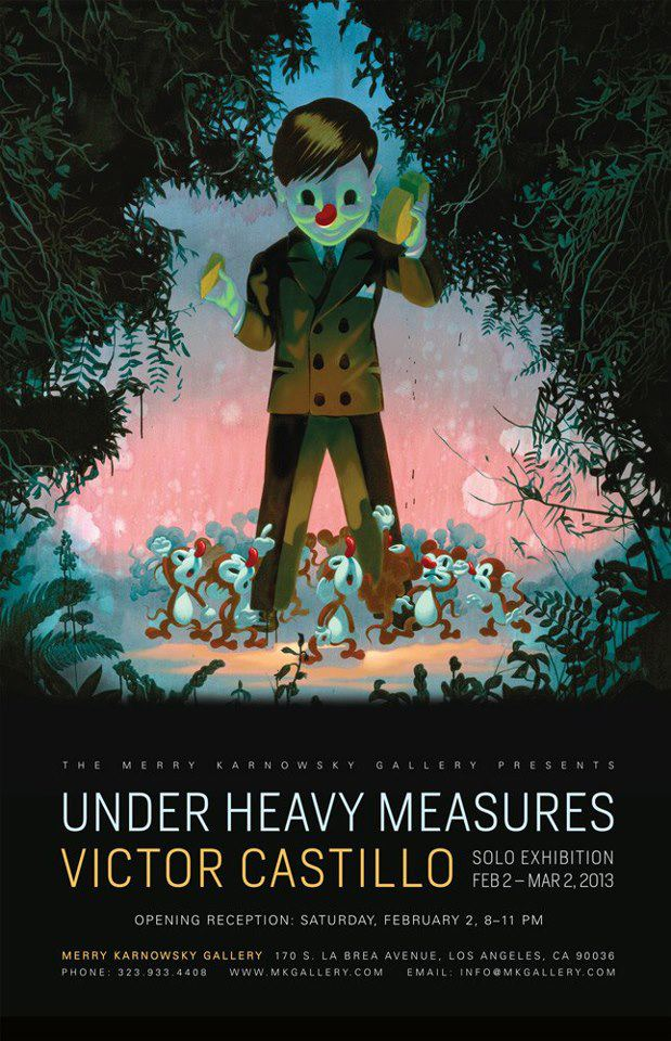 Under Heavy Measures - Victor Castillo