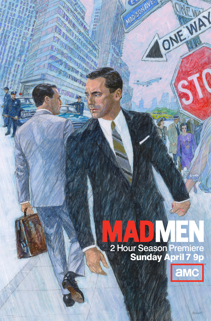 MAD MEN | 2 Hour Season Premiere | Sunday April 7 AMC