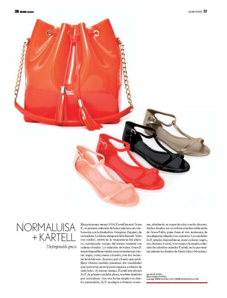 05 Blank 75 | Normaluisa + Kartell