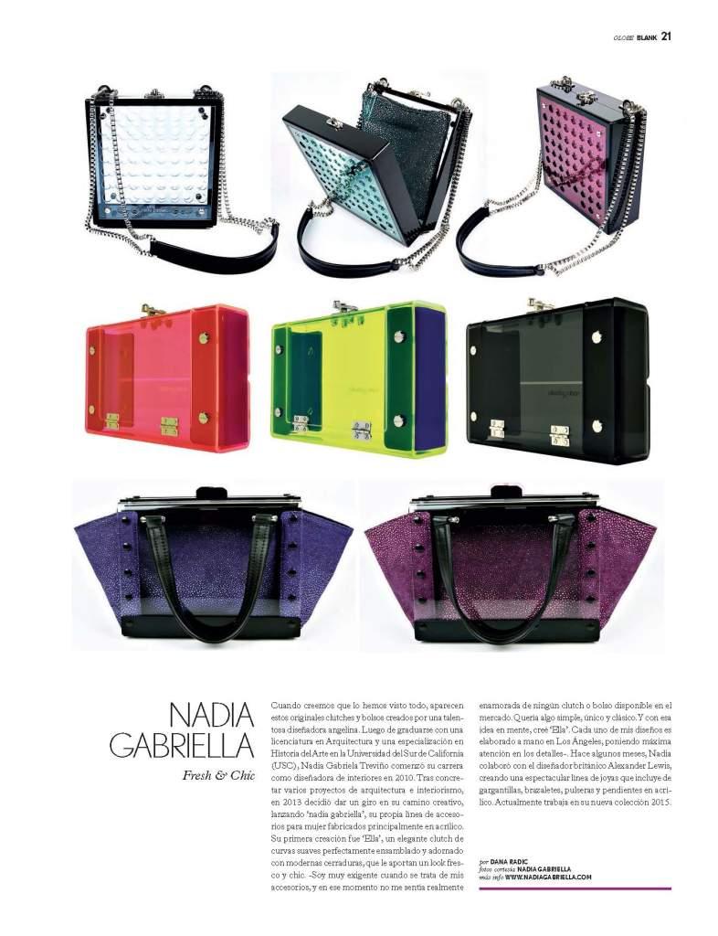 Nadia Gabriella | Blank 79