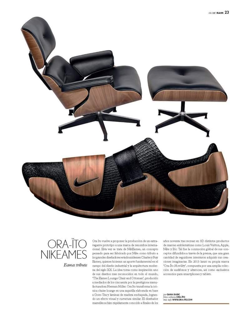 Ora-Ïto Nikeames | Blank 79